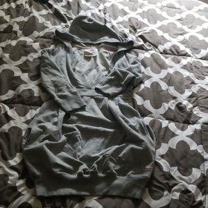 Gray PINK sweater dress